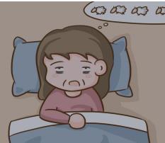 绝经前烦躁失眠怎么办?只要一招就搞定
